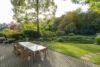 Moderne Einfamilienhausvilla mit Einliegerwohnung und separater Büroeinheit in Alt-Meererbusch - Terrasse