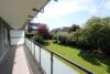 Helles 1-Zimmer-Apartment mit Einbauküche und ca. 13 m² großer Loggia im Ortskern von Lank-Latum! - Balkon