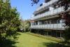 Helles 1-Zimmer-Apartment mit Einbauküche und ca. 13 m² großer Loggia im Ortskern von Lank-Latum! - Rückansicht