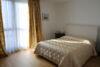 Moderne 3-Zimmer Wohnung mit Einbauküche und Balkon in Rheinnähe - Schlafzimmer