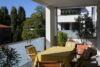 Moderne 3-Zimmer Wohnung mit Einbauküche und Balkon in Rheinnähe - Balkon