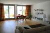 Moderne 3-Zimmer Wohnung mit Einbauküche und Balkon in Rheinnähe - Wohnzimmer