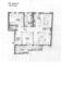 Moderne 3-Zimmer Wohnung mit Einbauküche und Balkon in Rheinnähe - Grundriss 1. OG
