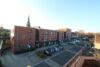 Gemütliche Dachgeschoss-Atelierwohnung mit Balkon nahe Dorfstraße - Ausblick